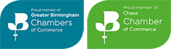 Brand Jam are active members of the Greater Birmingham and Chase Chamber of Commerce.