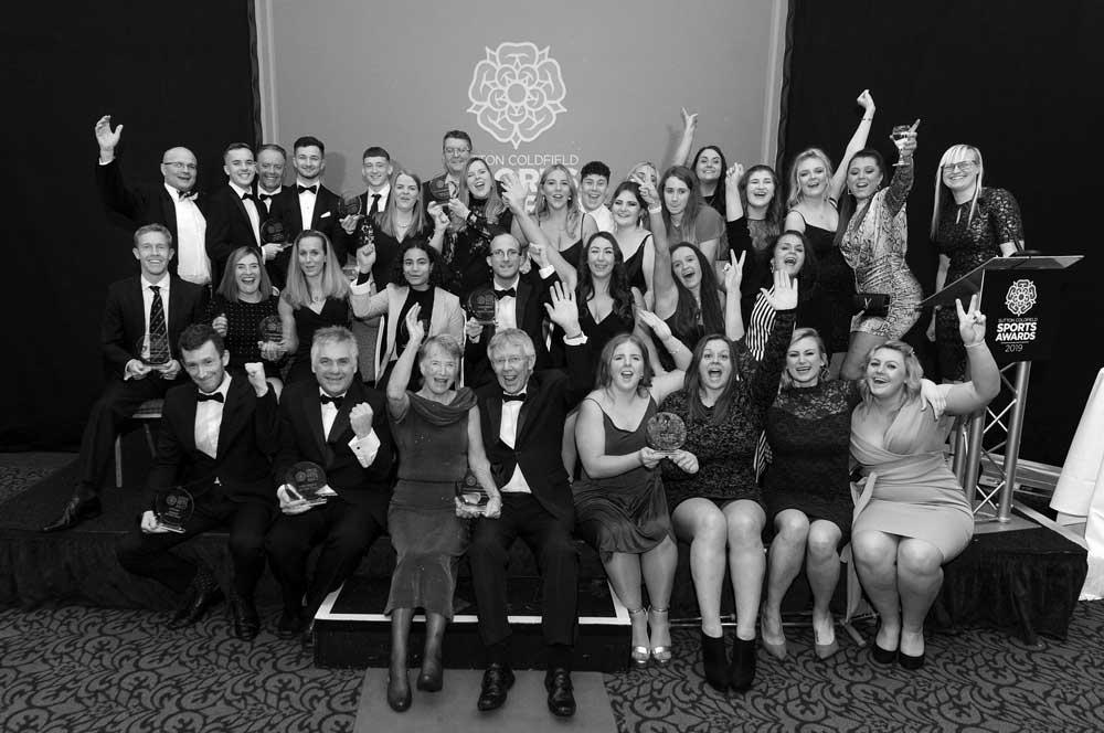 Sutton Coldfield 2019 Sports Award Winners