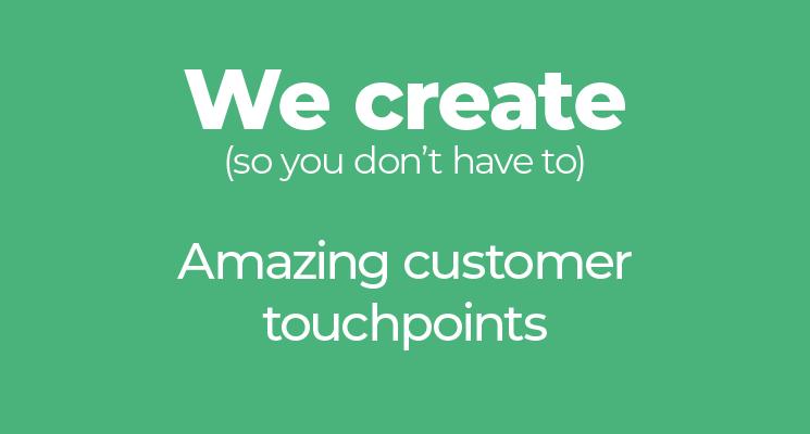Brand Jam Creates Amazing Customer Touchpoints